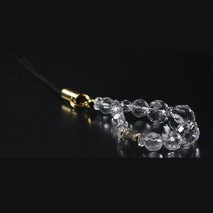 【アウトレット】ダイヤモンドチップ(白)ストラップ